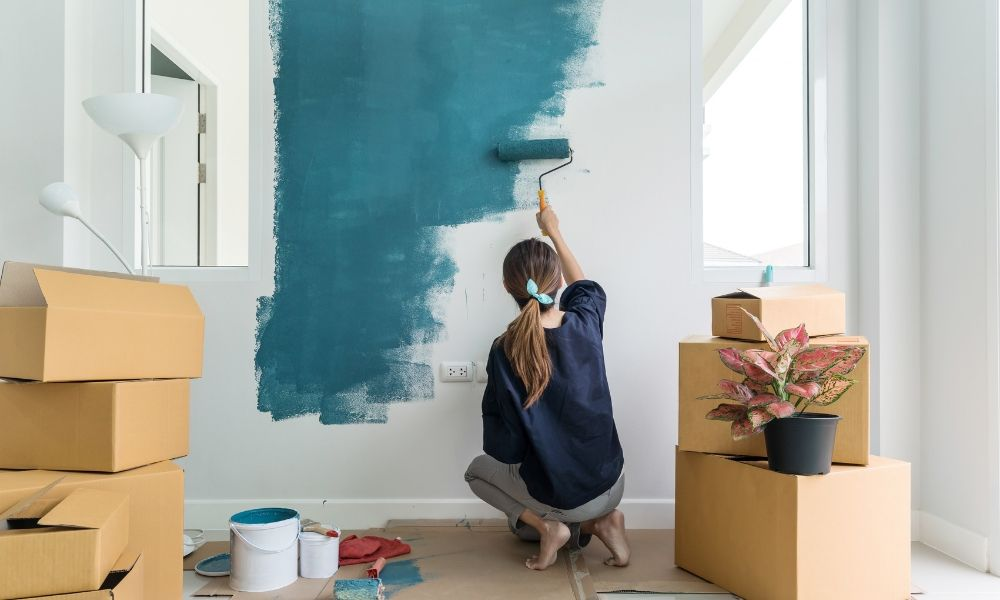 Fabulous 5 Eco Friendly Paint Brands For Your Next Home Project Download Free Architecture Designs Embacsunscenecom