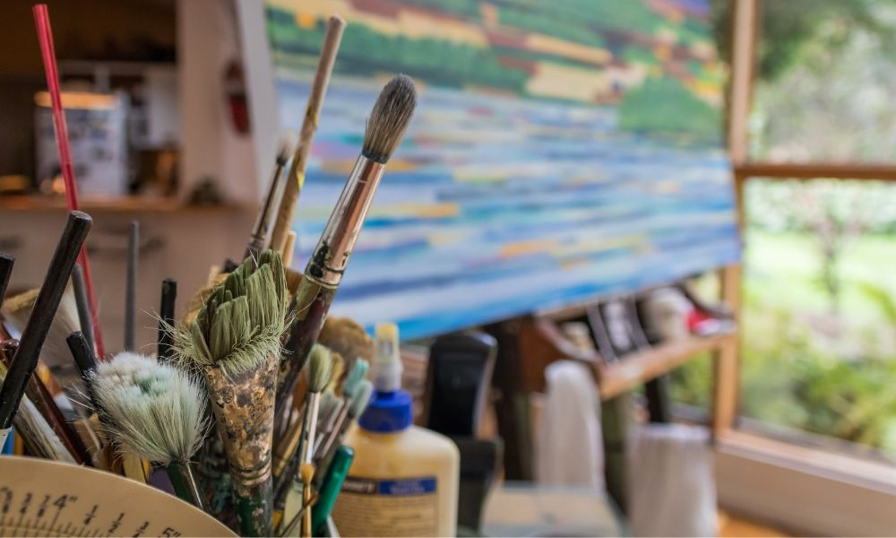 5 Art Practices That Are Good for the Environment