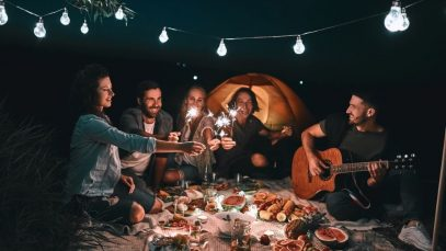 Three Eco-Friendly Party Planning Tips
