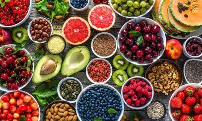 Five Health Benefits of a Vegan Diet