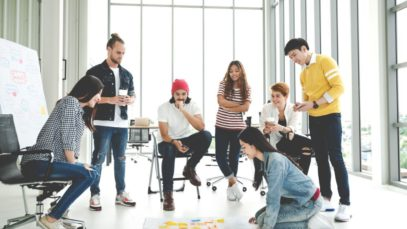 Effective Ways To Build Company Morale