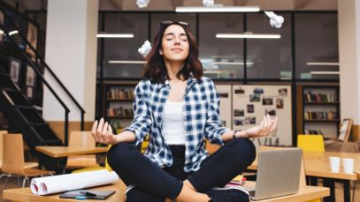 How To Remain Stress-Free at Work