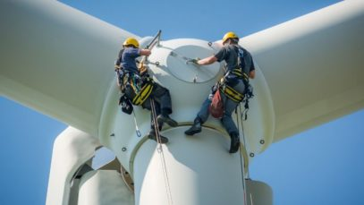 How To Properly Maintain a Wind Turbine