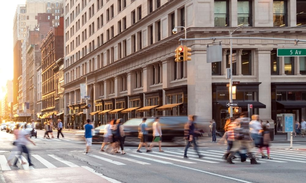 How Cities Can Create More Walkable Downtowns